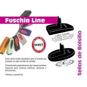 Fuschia Line