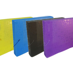 Caja con elastico A4 TOP