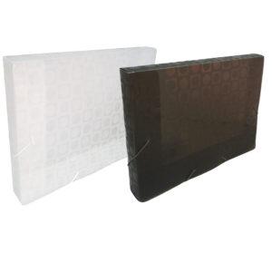 (ESP) Caja con elastico A4 4cm TOP
